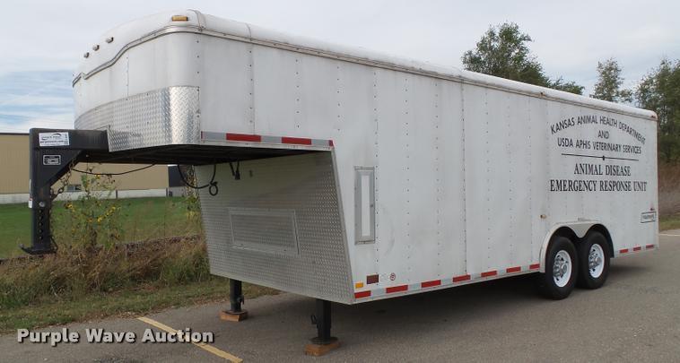 2003 Haul Mark enclosed cargo trailer