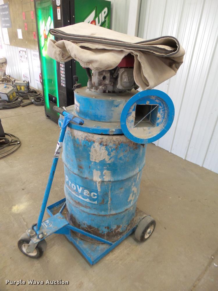 Provac PVG55 vacuum