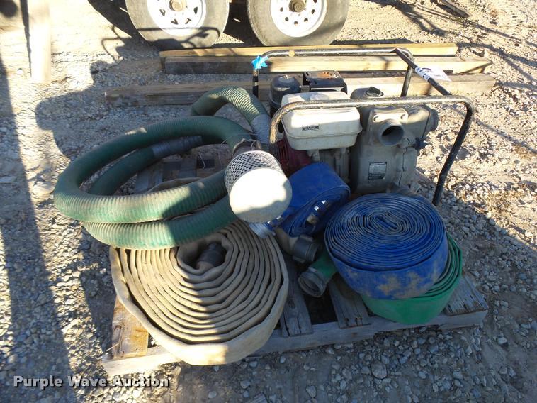 Koshin trash pump