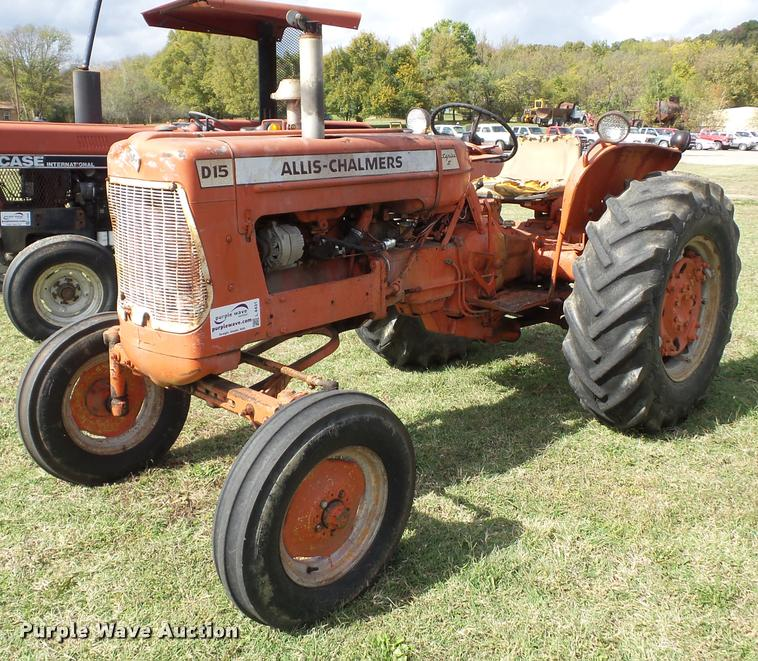 Allis Chalmers D13 tractor