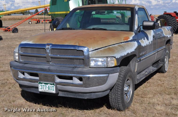 1994 Dodge Ram 1500 pickup truck