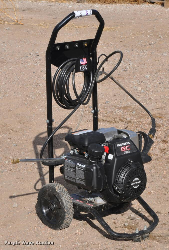 Pro-force pressure washer