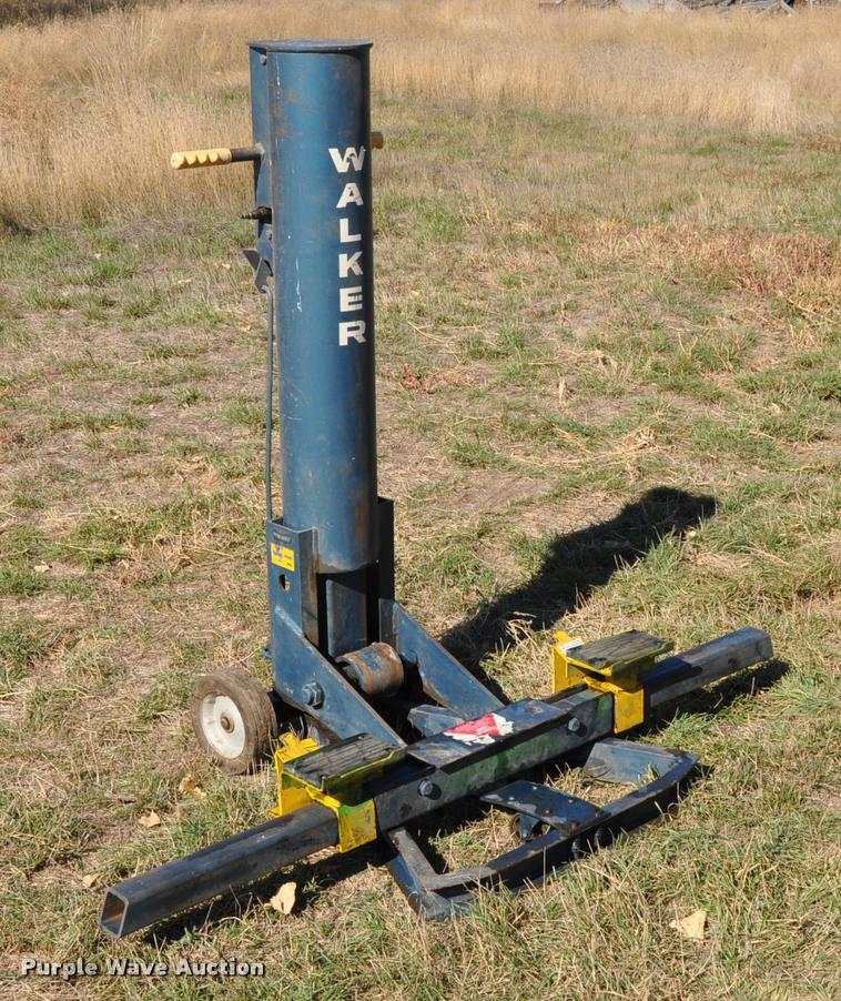 Walker 93696 bumper jack