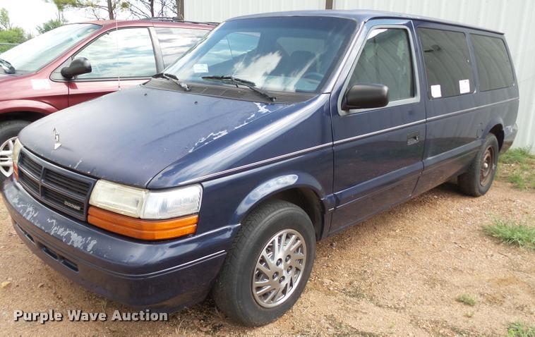 1994 Dodge Grand Caravan van