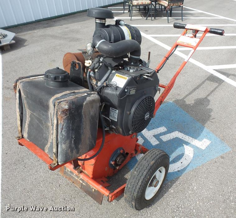 2005 Craftco asphalt router