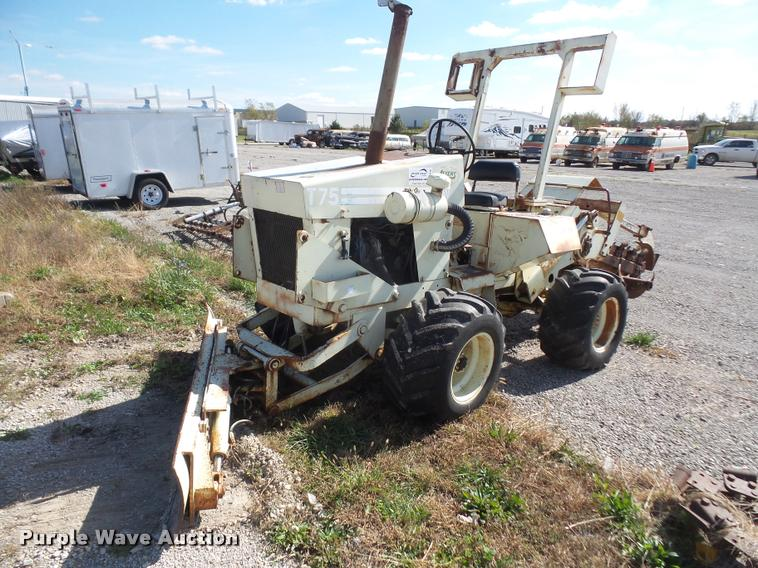Parsons T75 trencher