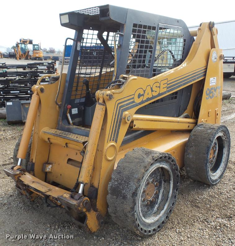 1997 Case 95XT skid steer