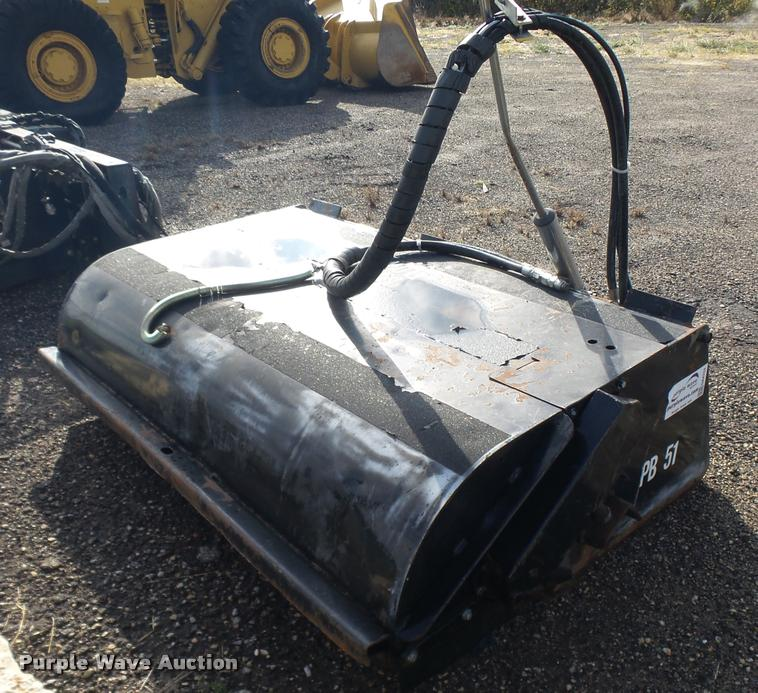 Bobcat Sweeper bucket