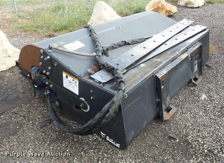 2011 Bobcat Sweeper bucket
