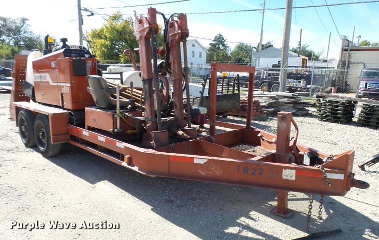 1997 Ditch Witch JT920 directional drill