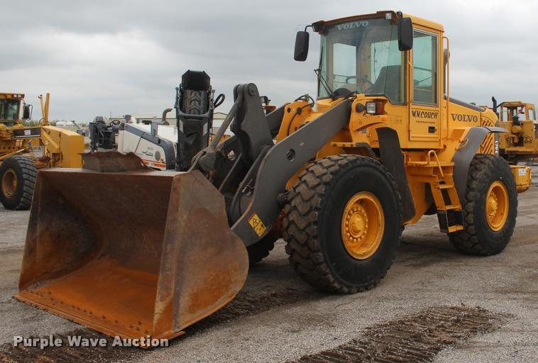 2006 Volvo L70E wheel loader