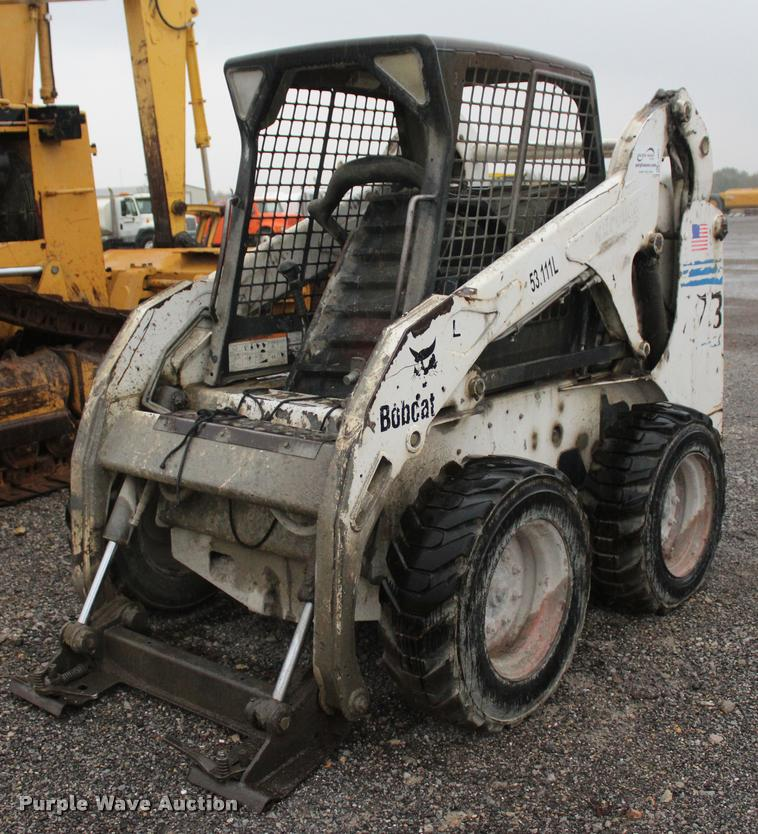 2002 Bobcat 773 skid steer
