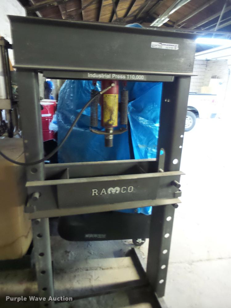 Ramco industrial press