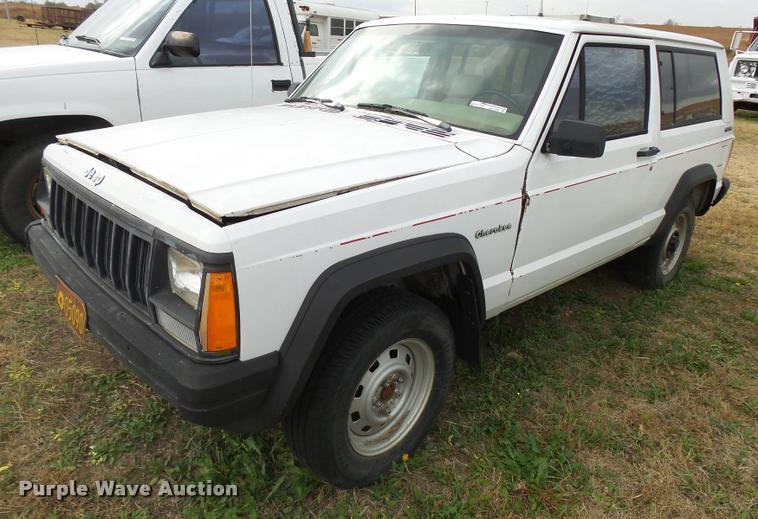 1991 Jeep Cherokee SUV