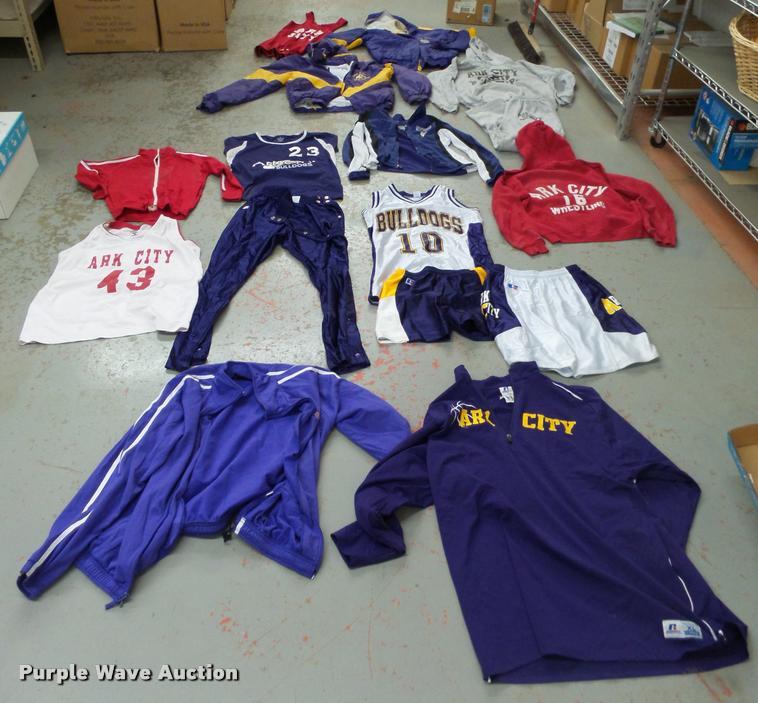 Athletic gear/uniforms