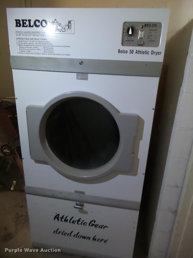 Belco 50 athletic equipment dryer