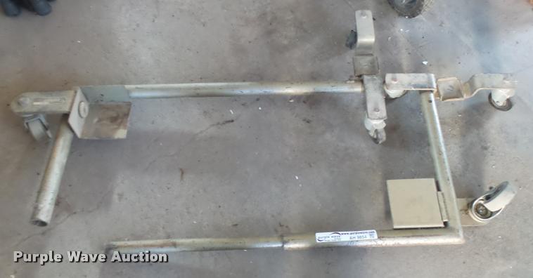 Colson 6543 steel piano casters