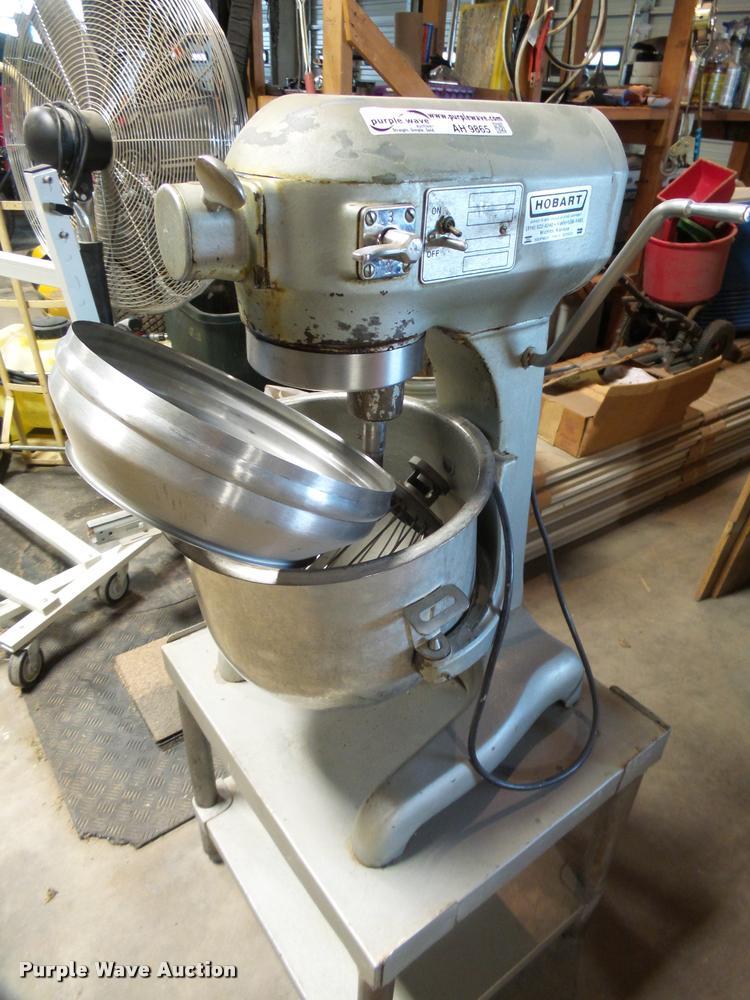 Hobart A-200 mixer