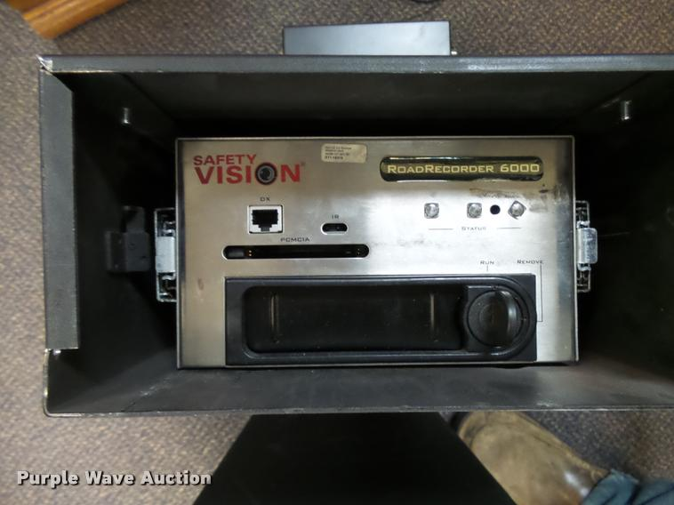 Safety Vision Road Recorder 6000 video system