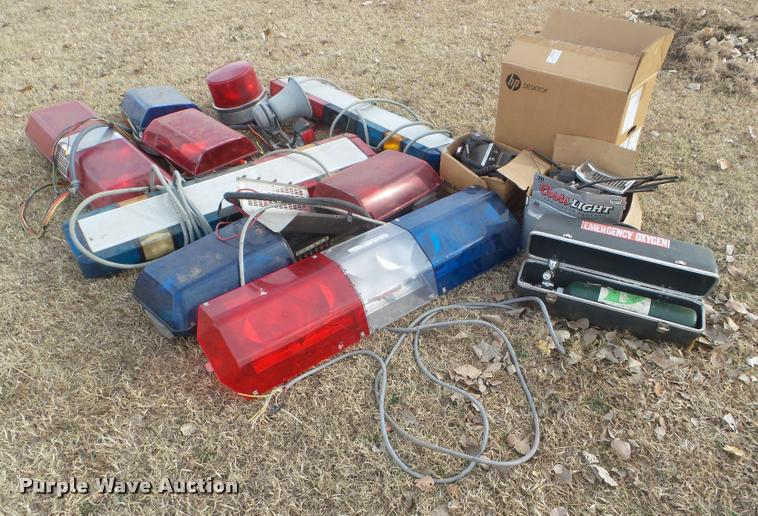 EMS automotive equipment