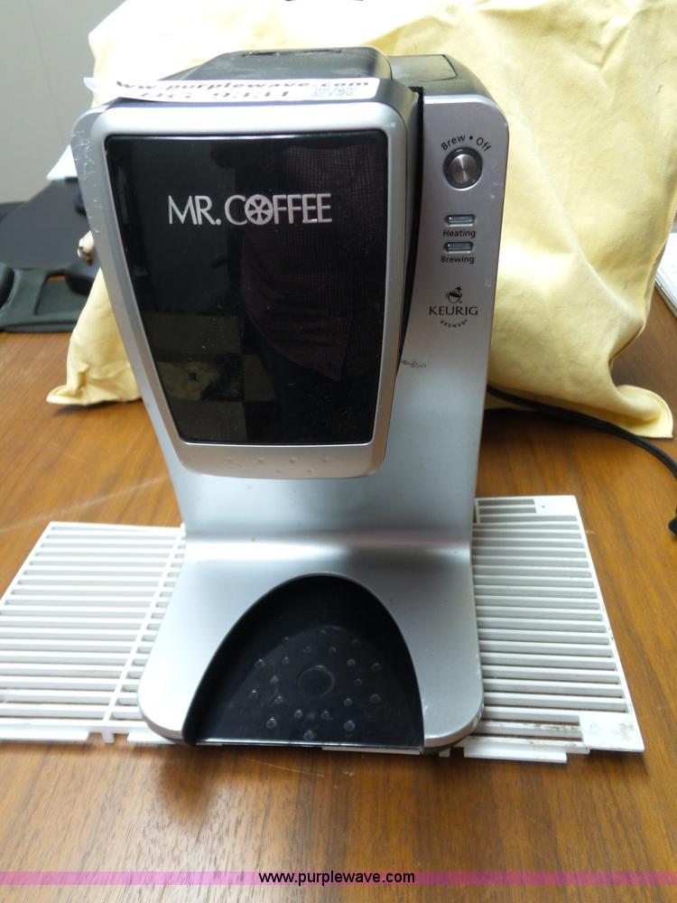 Mr Coffee Keurig