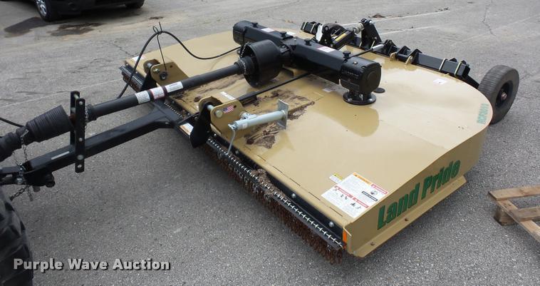 Land Pride RCF3010 rotary mower