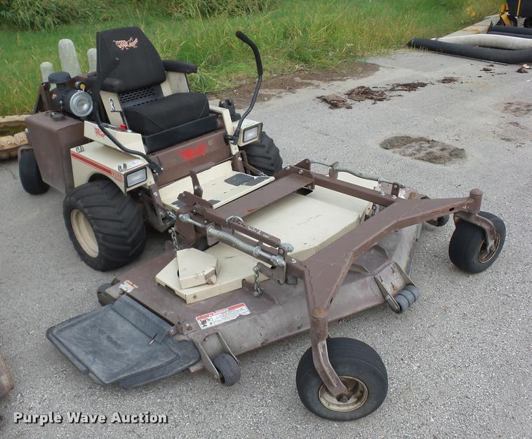 Grasshopper 928D ZTR lawn mower