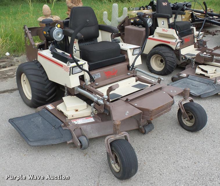 Grasshopper 428D ZTR lawn mower