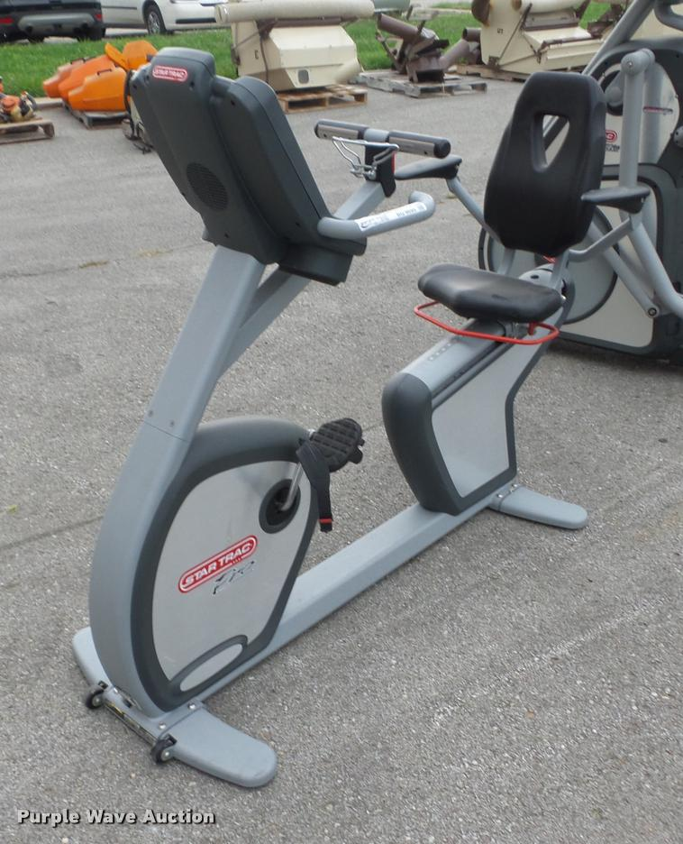 Star Trac Pro stationary bicycle