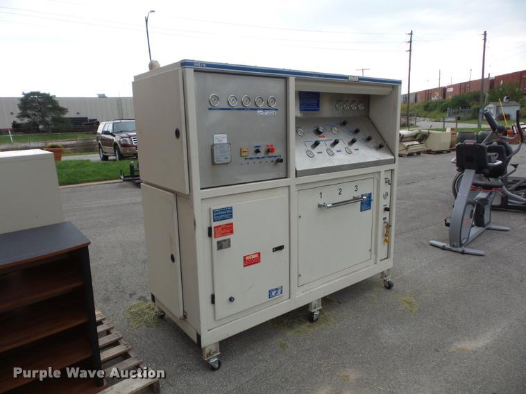 Bauer compressors P5 compressed air filling station