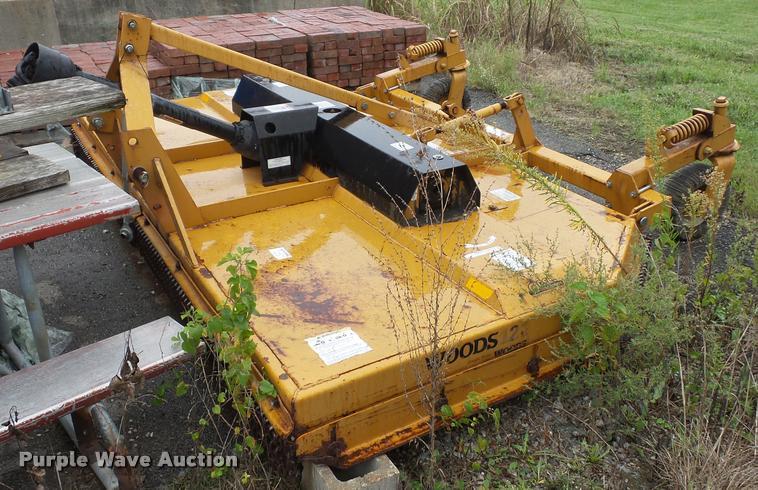 Woods 121-2 rotary mower