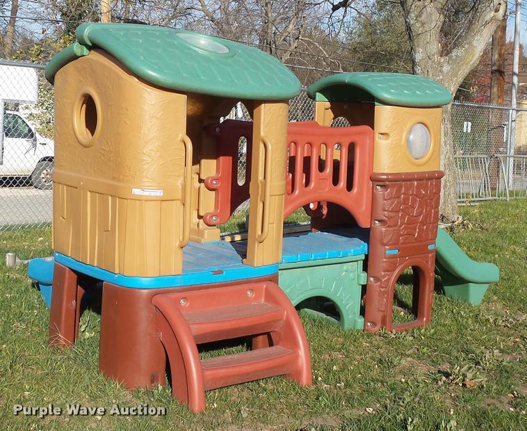 Little Tykes playground equipment