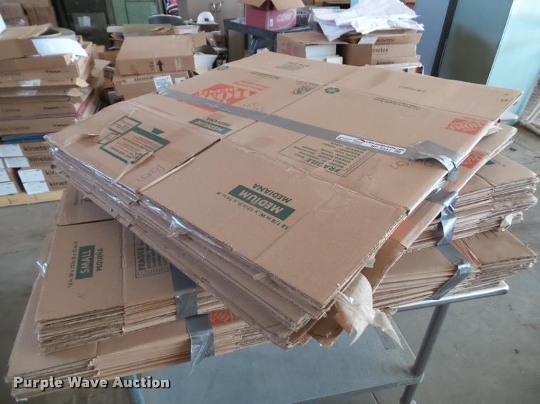 (78) storage/packing boxes
