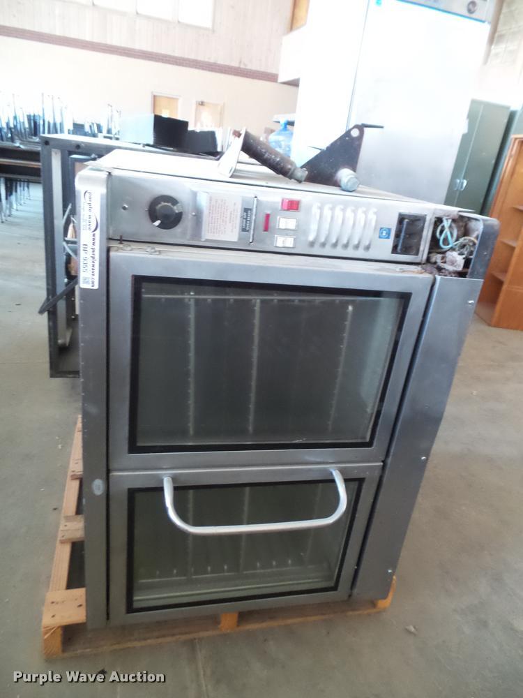 (2) Blodgett convection oven