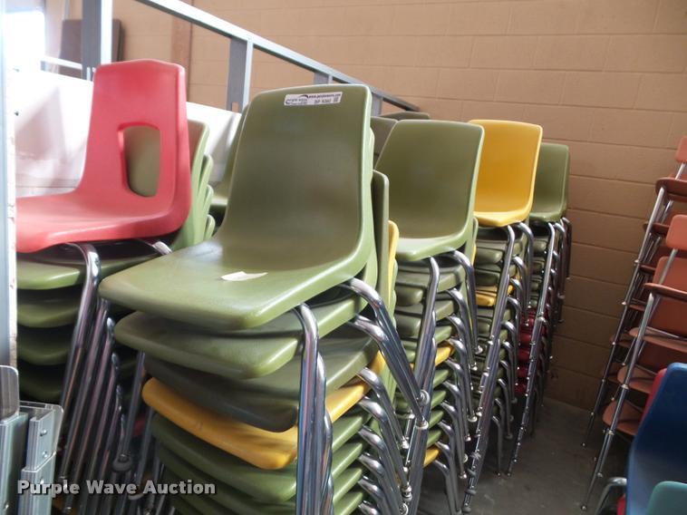 (100) child chairs