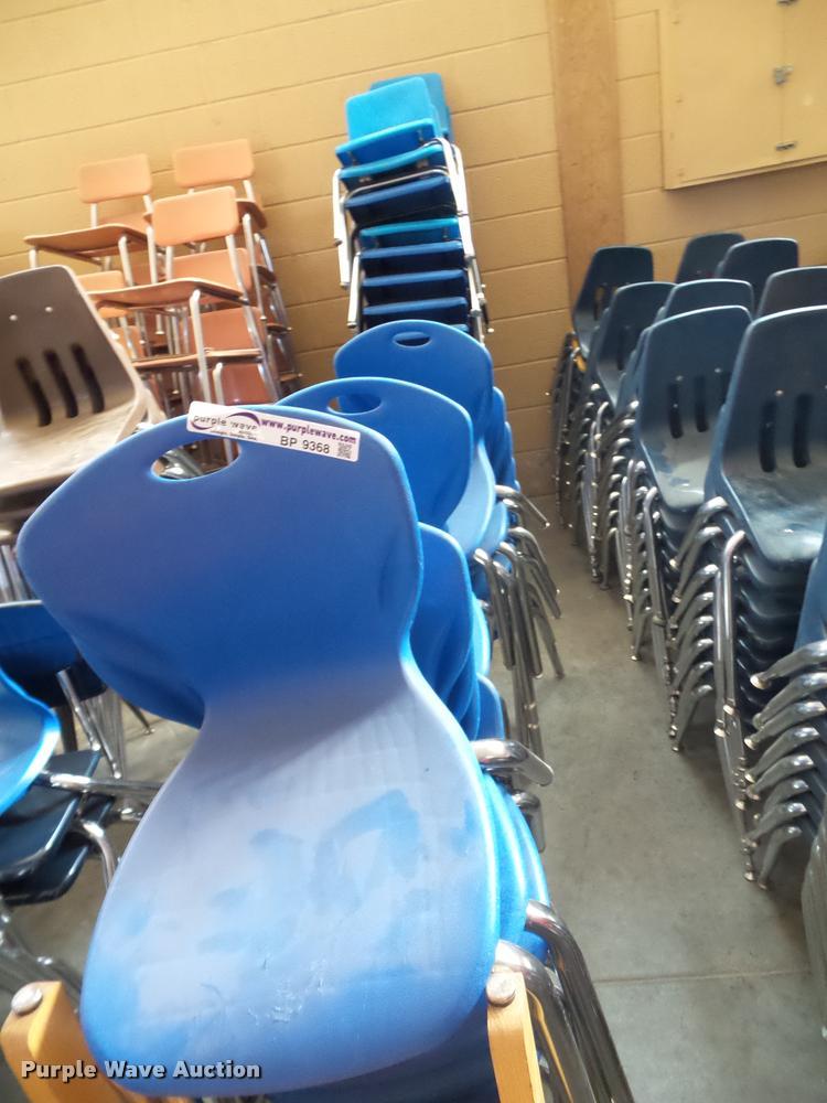 (40) child chairs