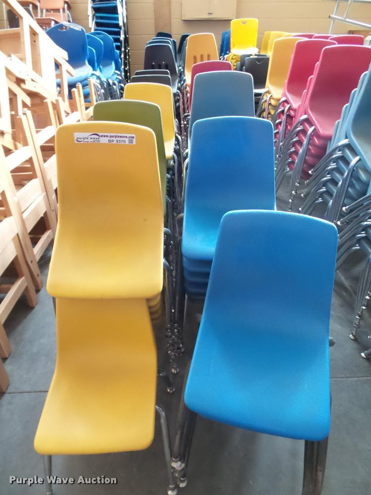 (174) child chairs