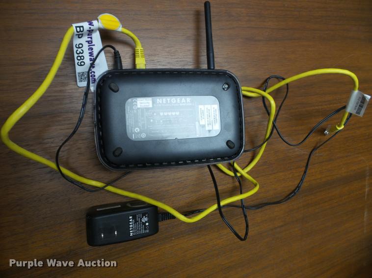 Net Gear wireless router