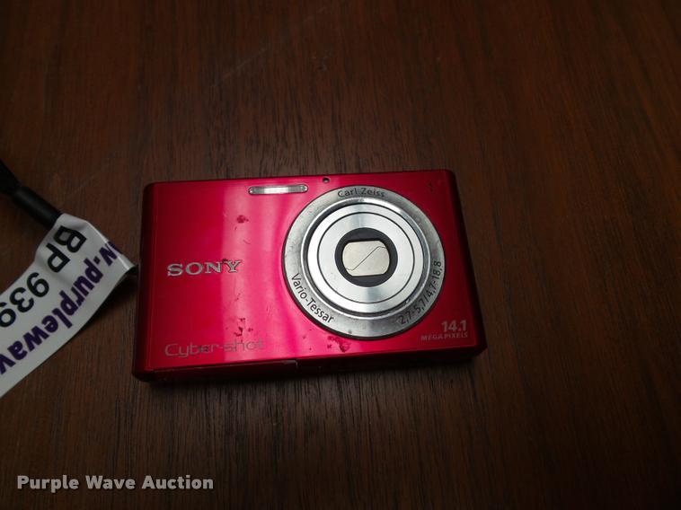 Sony Cyber Shot digital camera