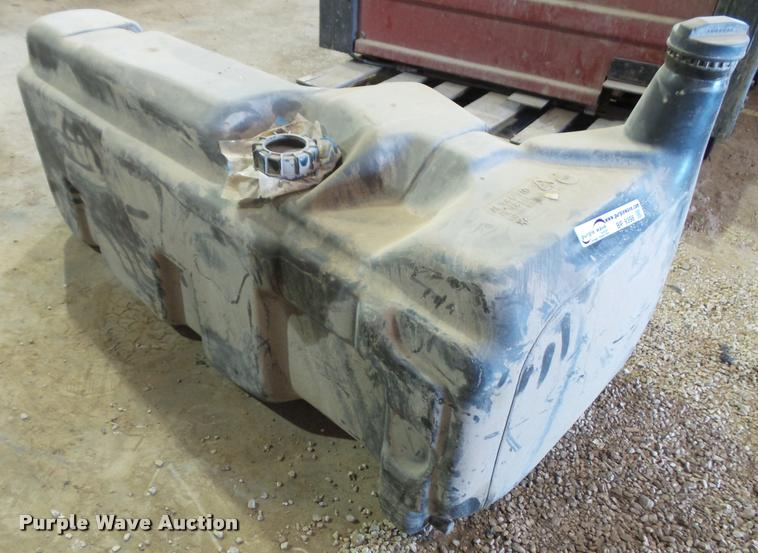 New Holland tractor fuel tank