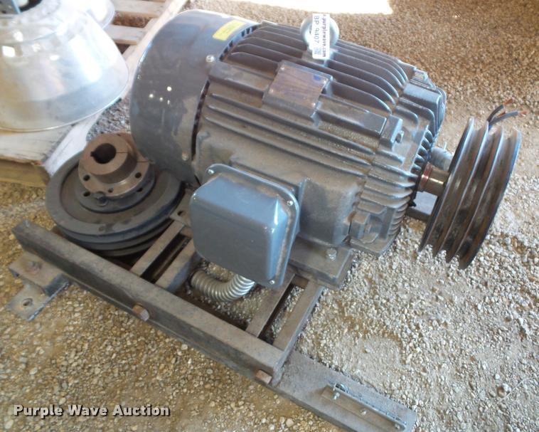 Westinghouse premium efficiency inverter duty motor