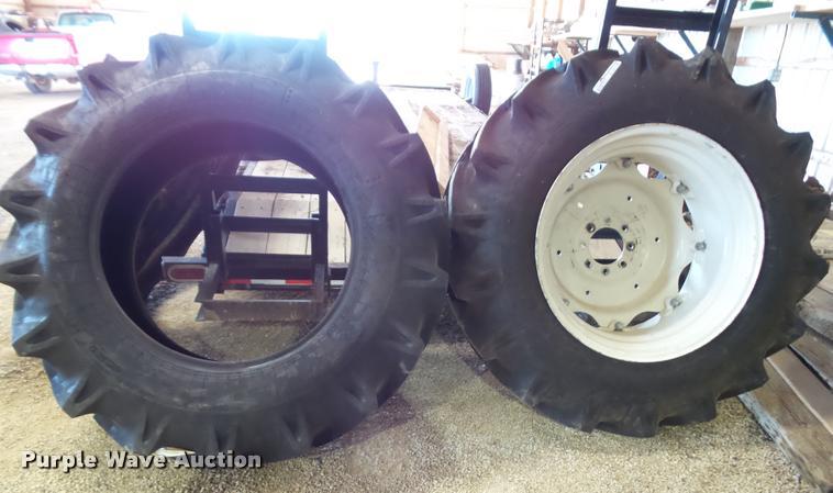 (2) Galaxy 16.9/14-30 tires