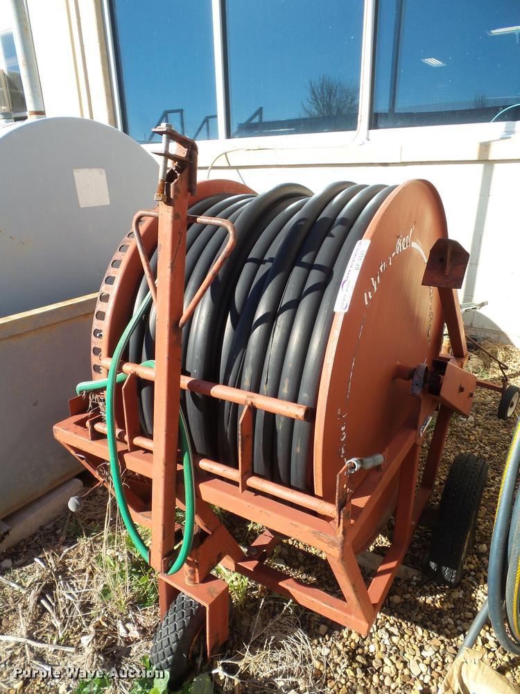 Kifco water reel sprinkler unit