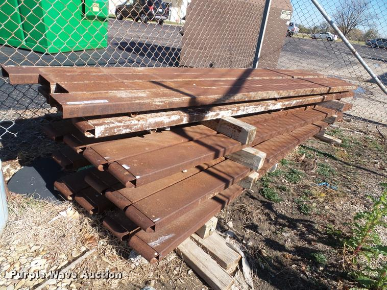 (20) Ridgid concrete forms