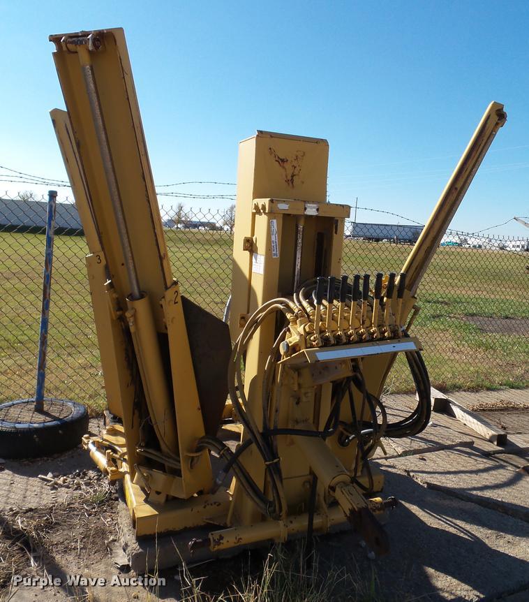 Vermeer TS-30 tree spade