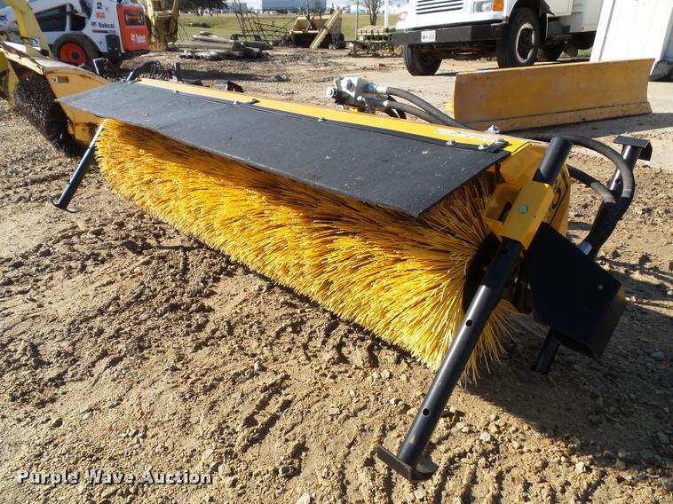 MB power broom