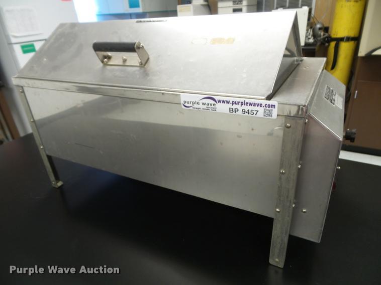 Elconap heat control bath apparatus