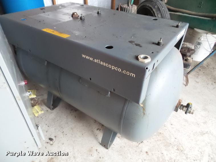 Atlas air compressor