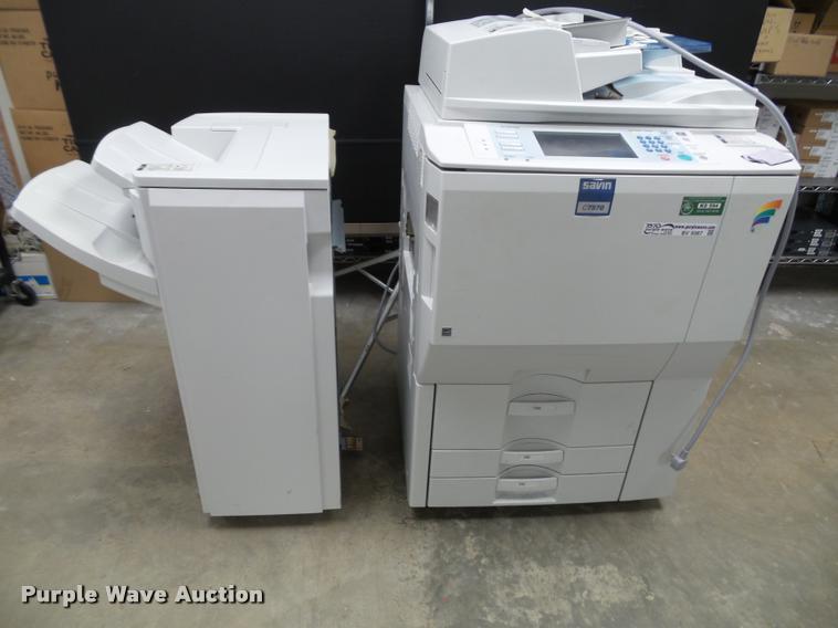 Savin C7570 copier