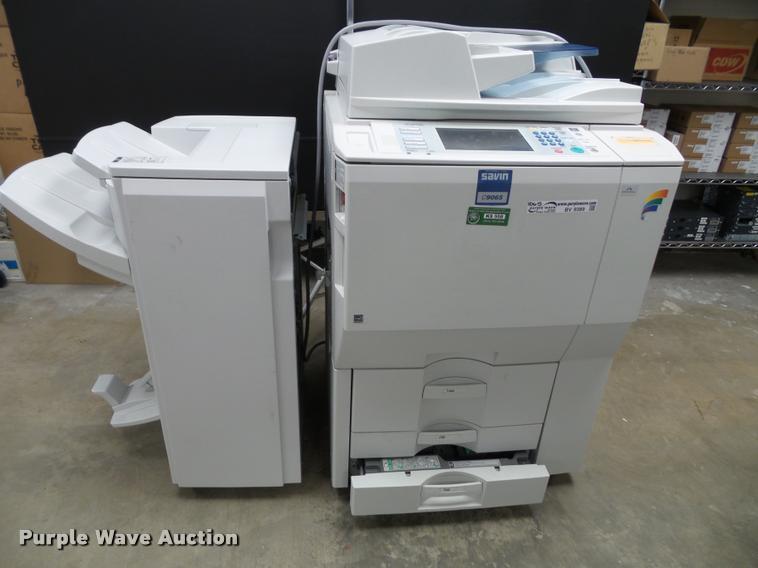 Savin C9065 copier